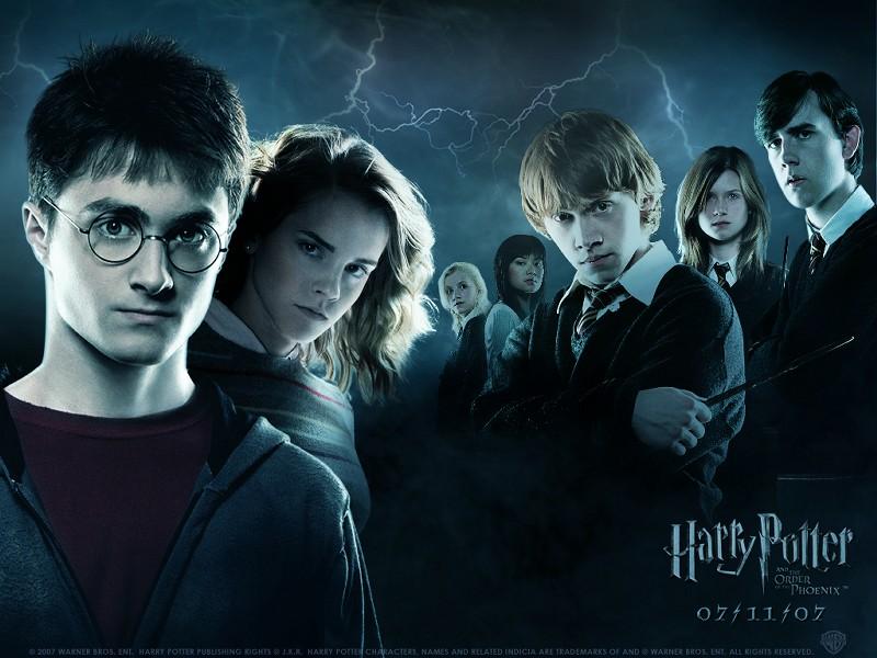 Films zoals Harry Potter