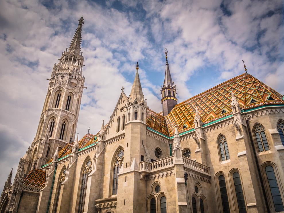 Boedapest-Bezienswaardigheden_matthiaskerk