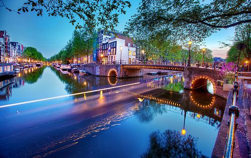 Amsterdam-bezoeken