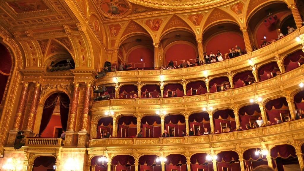 Boedapest opera