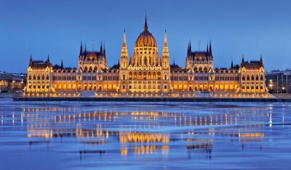 Top 10 bezienswaardigheden Boedapest, het parlementsgebouw