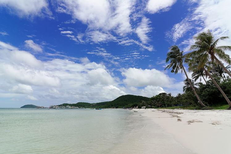 2. sao beach