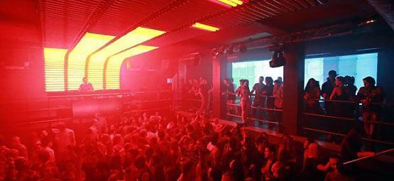 Club Karlovy Láznê Praag